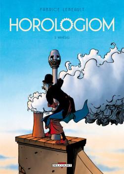 horologiom tome 3 - Nahédig (édition 2011)