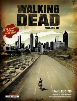 walking dead ; making of