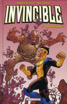 invincible tome 7 - Mars attaque !