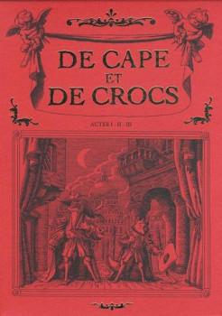 de cape et de crocs - coffret tome 1 à tome 3