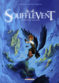 Le Soufflevent Tome 1 - New Pearl - Alexandrie