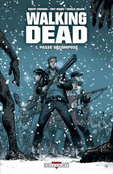 walking dead tome 1 - passé décomposé + dvd