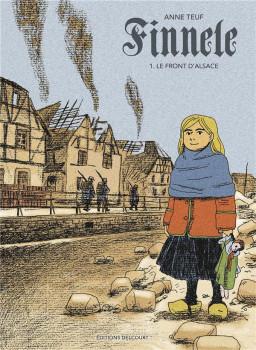 Finnele tome 1 - Le Front d'Alsace