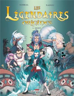 Les légendaires - origines tome 4