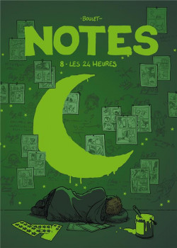 Notes tome 8 - les 24 heures