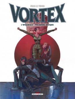 vortex - intégrale tome 1 - première époque