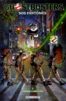 Ghostbusters tome 1 - Panique à New York