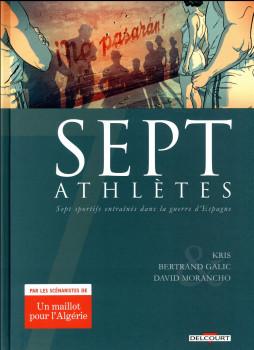 7 athlètes