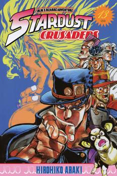 jojo's bizarre adventure - stardust crusaders tome 13
