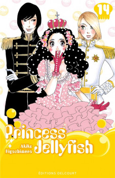 Princess Jellyfish tome 14