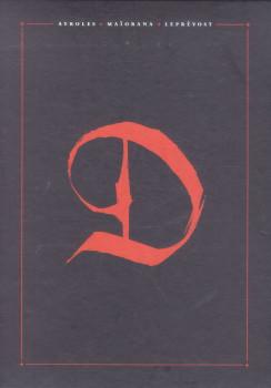 D - Fourreau tome 1 à tome 3