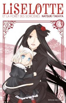 Liselotte et la forêt des sorcières tome 4
