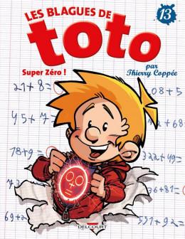 Les blagues de Toto tome 13