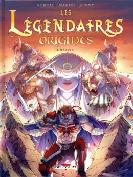Les Légendaires - Origines tome 5