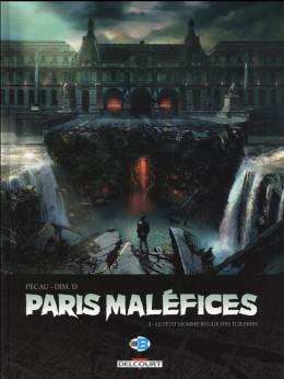 Paris maléfices tome 3