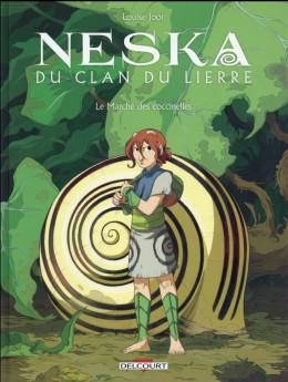 Neska du clan du Lierre - Le Marché des coccinelles
