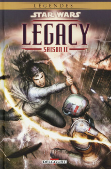 Star Wars - Legacy Saison II tome 3 - Fugitive