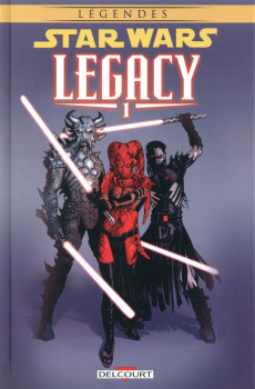 Star Wars - Legacy tome 1 (édition 2015)