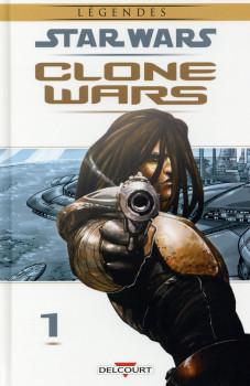 Star Wars - Clone Wars tome 1 (édition 2015)