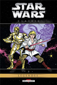 Star Wars - Classic tome 3