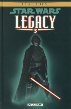 Star Wars - Legacy tome 3 (édition 2015)