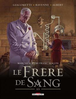 Marcas, maître franc-maçon tome 5