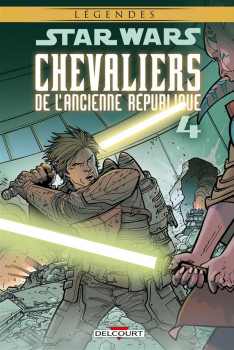 Star Wars - Chevaliers de l'ancienne république tome 4 (édition 2015)