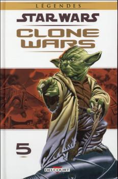 Star Wars - Clone Wars tome 5 - édition 2016