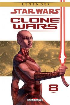 Star Wars - Clone wars tome 8 - édition 2017