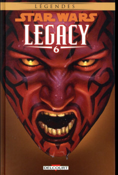 Star Wars - Legacy tome 6 (édition 2016)