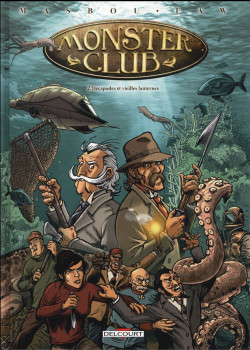 Monster Club tome 2