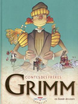 Contes des frères Grimm en BD
