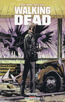 Walking Dead - Pack tome 1 + livret récits courts