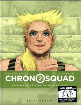 Chronosquad tome 2
