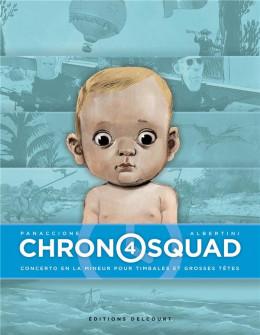 Chronosquad tome 4