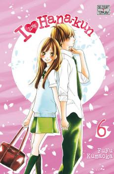 I love Hana-Kun tome 6