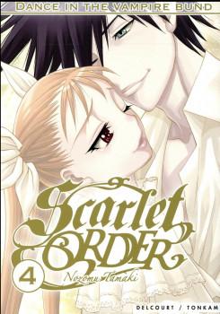 Dance in the Vampire Bund - Scarlet order tome 4