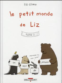 Le petit monde de Liz tome 2