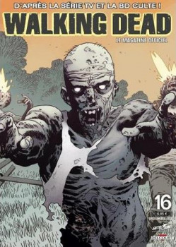 WALKING DEAD COMICS N.16