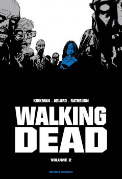 Walking dead - prestige tome 2