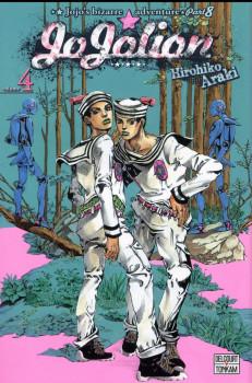 Jojo's bizarre adventure - Jojolion tome 4