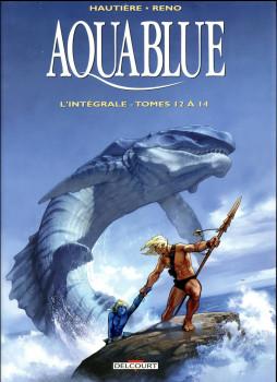 Aquablue - intégrale tomes 12 à 14