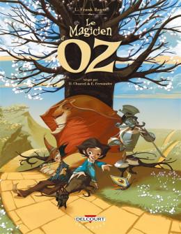 Le magicien d'Oz - Intégrale tome 1 à tome 3