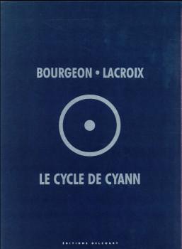 Le cycle de Cyann - intégrale sous coffret