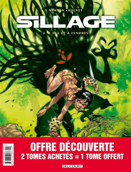 Sillage - pack 30 ans tomes 1 à 3