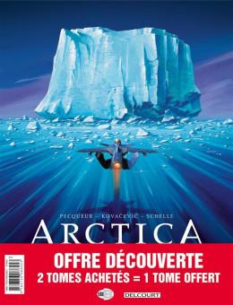 Arctica - pack 30 ans tomes 1 à 3