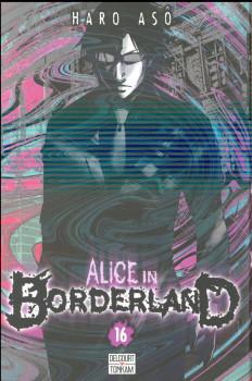 Alice in borderland tome 16