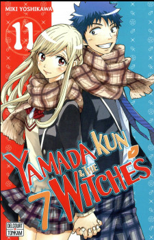 Yamada Kun & the 7 witches tome 11