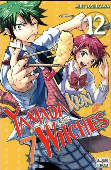 Yamada Kun & the 7 witches tome 12