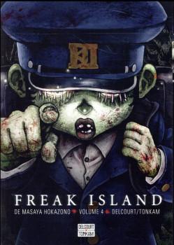 Freak island tome 4